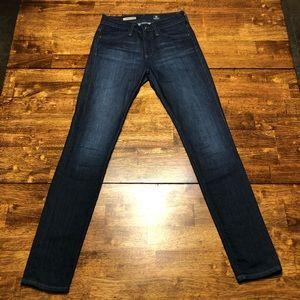 AG Adriano Goldschmied Farrah Skinny Jeans sz 25R